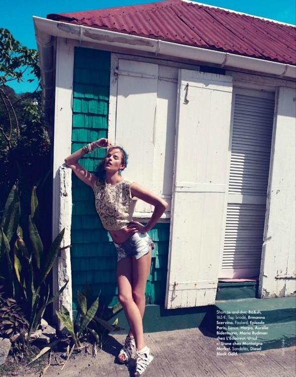 Съемки: Vogue, Elle, Tush и другие. Изображение № 50.