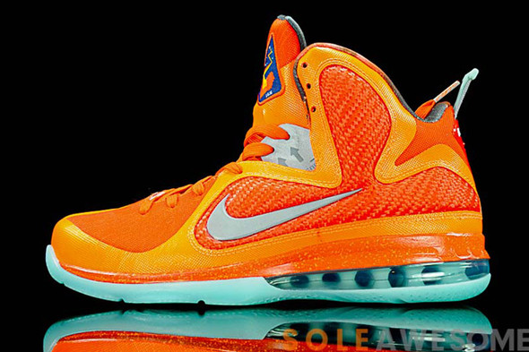 NIKE LEBRON 9 'BIG BANG' (ALL STAR GAME). Изображение № 1.
