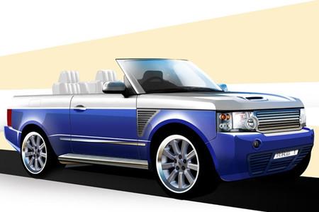 Яхт-дизайн внедорожника Range Rover Superyacht. Изображение № 1.