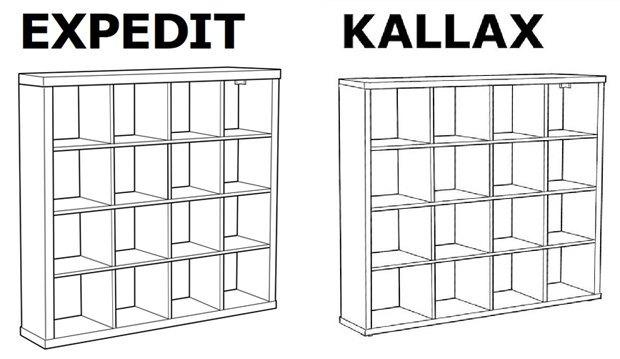 IKEA прекратит продажи всеми любимых стеллажей. Изображение № 1.
