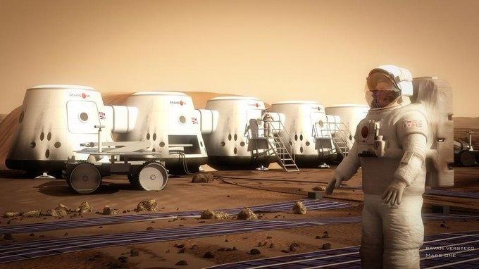 Более 200 тысяч человек хотят навсегда переселиться на Марс. Изображение № 1.