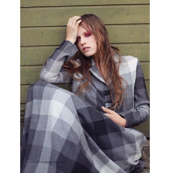 Новые съемки: Numero, Playing Fashion, Tangent и Vogue. Изображение № 24.