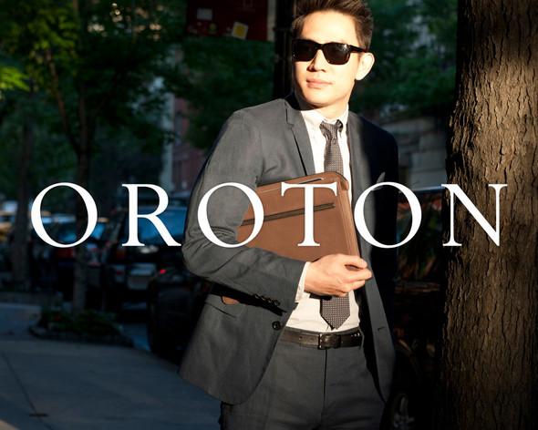 Томми Тон снял рекламную кампанию для Oroton. Изображение № 2.