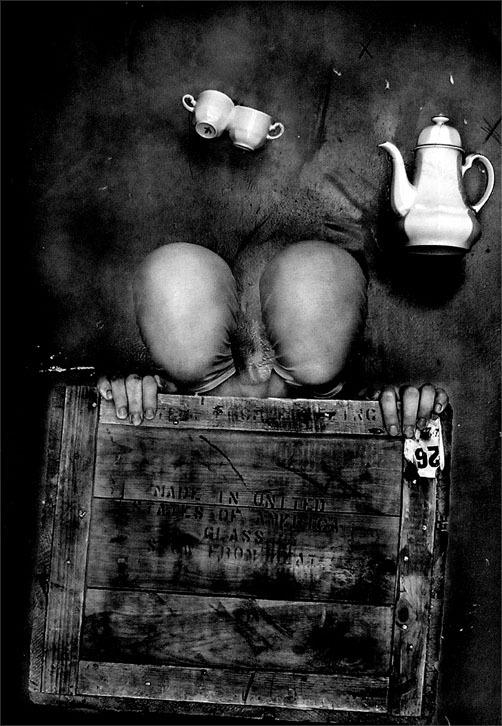Экспрессивная депрессия Quentin Lenw'а. Изображение № 20.