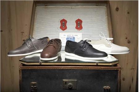 Коллекция мужской обуви Shofolk FW08. Изображение № 4.