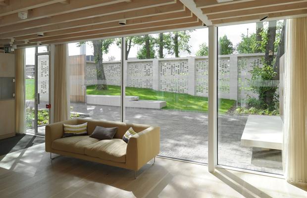 Maggie's Lanarkshire (Эйрдри, Шотландия) / Reiach And Hall Architects.. Изображение № 21.