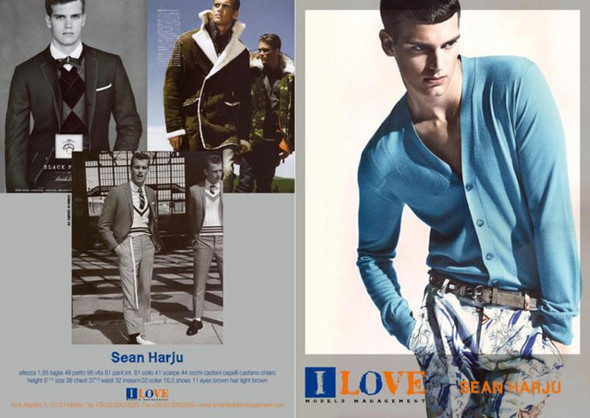 Show Package – Milan Men SS 10: I Love Models Mgmt. Изображение № 46.