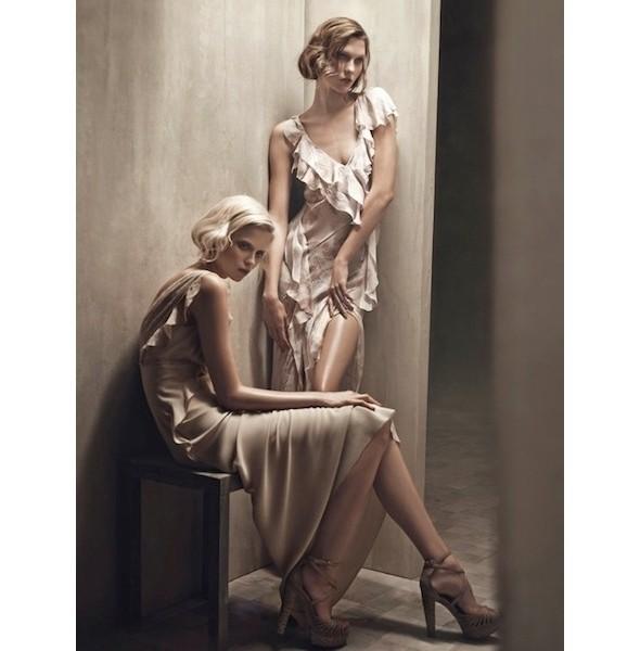 Изображение 21. Рекламные кампании: Chanel, Donna Karan, Stella McCartney и другие.. Изображение № 21.