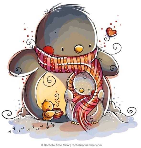 Иллюстратор Rachelle Anne Miller. Изображение № 30.