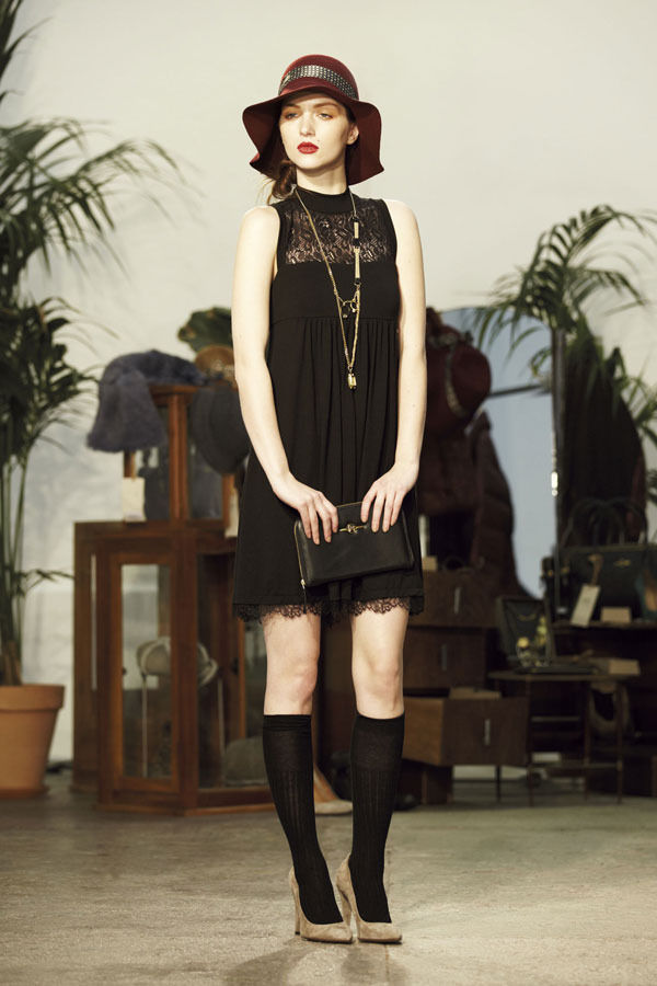 Ретро всегда в моде. Aniye By, осень-зима 2012/13. Изображение № 19.