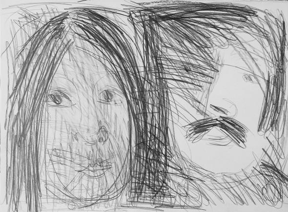 Победители конкурса «Черно-белые портреты». Изображение № 14.