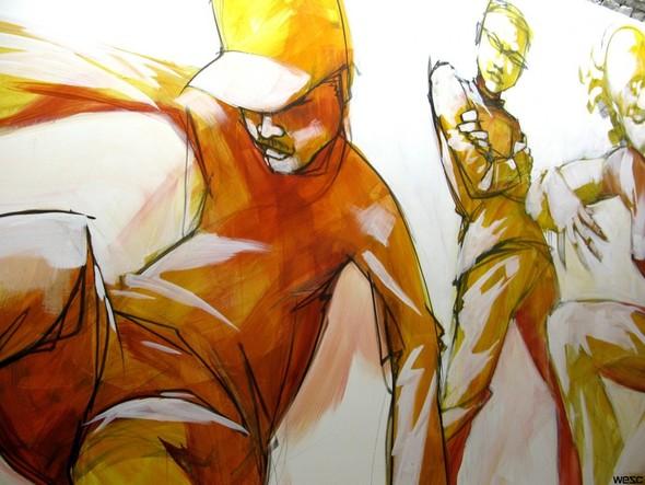 Mode: хромированные ангелы и линия творчества. Изображение № 3.