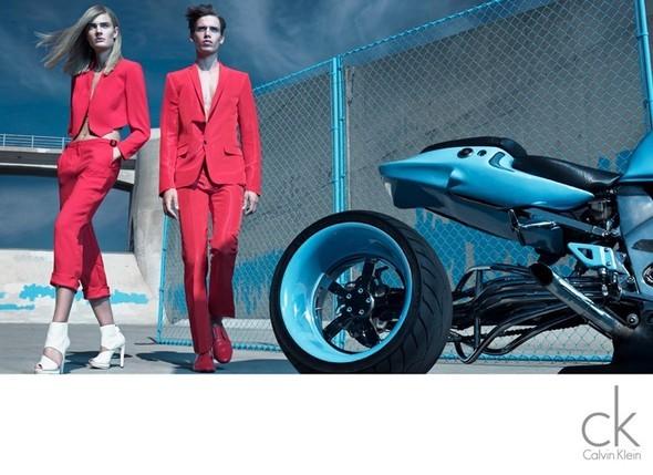Calvin Klein Spring 2010. Изображение № 2.
