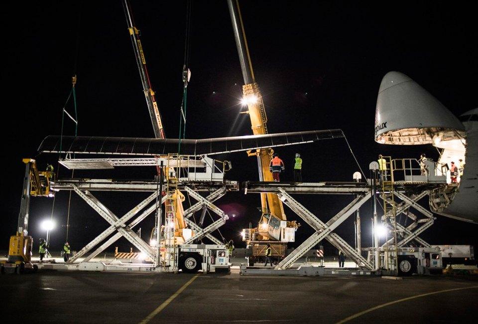 Первый самолёт  на солнечной энергии,  который долетит  на край света. Изображение №19.