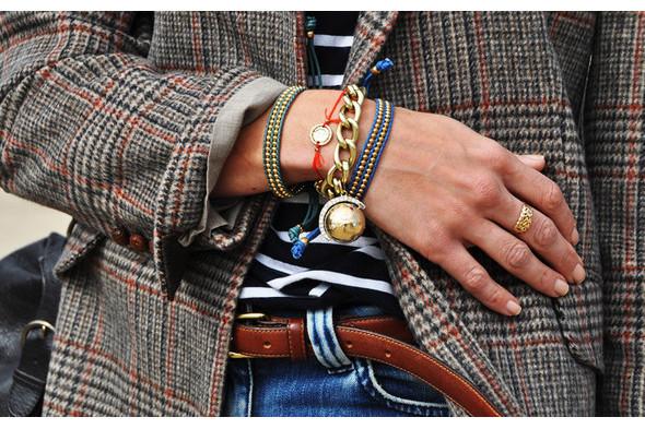 По рукам: Две тенденции украшений. Изображение № 14.