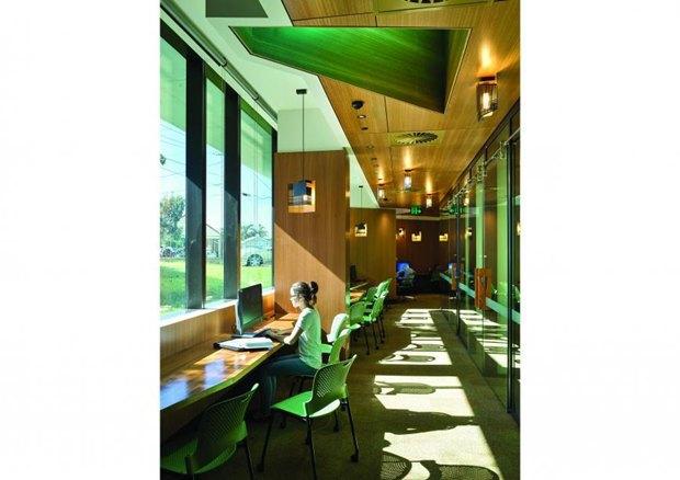 Центр здоровья полости рта Университета Квинсленда в Австралии авторства Cox Rayner Architects. Изображение № 87.