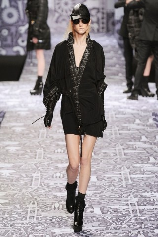 Back to black : Gareth Pugh и Victor&Rolf aw 2010-2011. Изображение № 52.