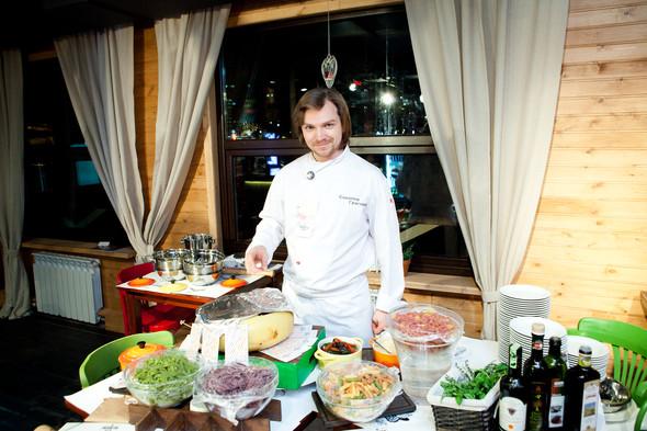 Торжественное открытие ресторана на воде REGATTA. Изображение № 1.