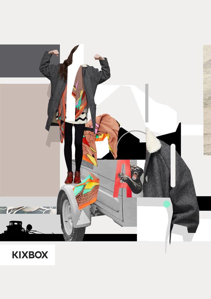 Алексей Лука создал арт-проект для Kixbox. Изображение № 4.