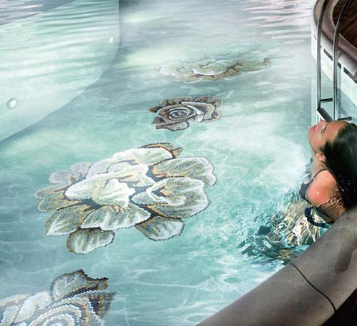 Подводный сад от Sicis. Изображение № 6.