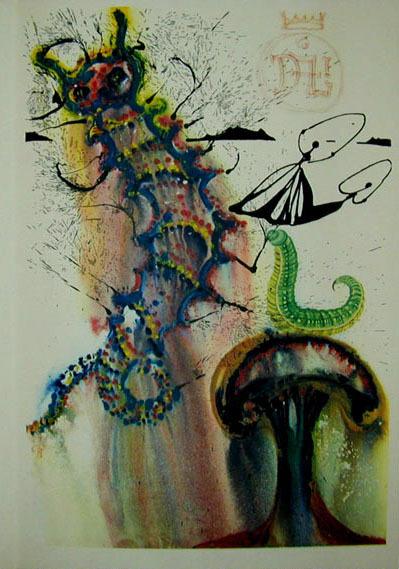 Сюрреалистическая Алиса. Изображение № 4.