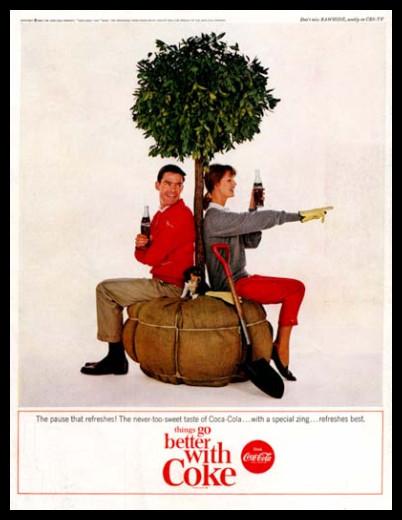 Изображение 74. Coca-cola – История бренда, история рекламы.. Изображение № 74.