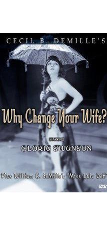 Постер фильма «Зачем менять жену?» , 1920. Изображение № 20.