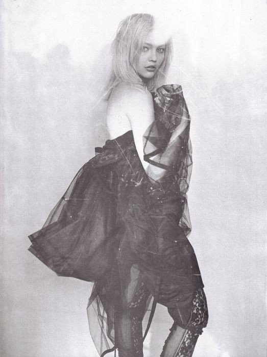 Изображение 10. Sasha Pivovarova by Paolo Roversi in Singular Way.. Изображение № 9.