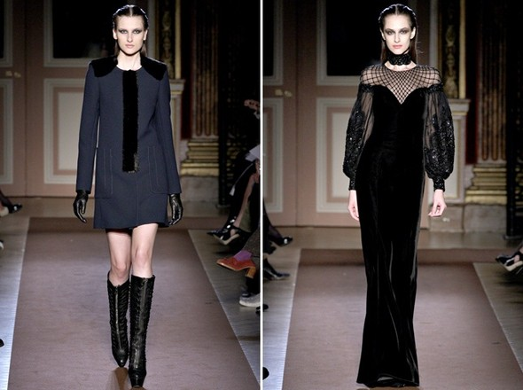 Показы Paris Fashion Week FW 2012: День 6. Изображение № 3.