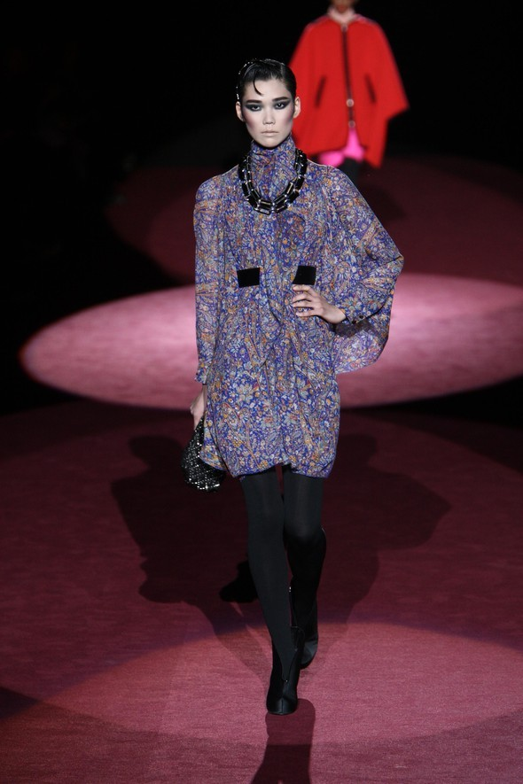 Marc Jacobs fall winter 2009–2010. Изображение № 31.