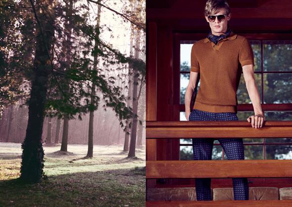 Кампании: Dior, Versace, Gucci и Burberry. Изображение № 34.