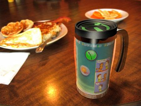 Всеновости водной чашке кофе. Изображение № 3.