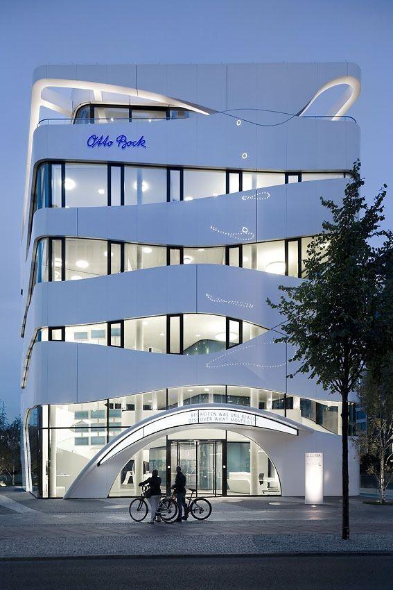 Технологический центр медицинской науки - Берлин. Изображение № 1.
