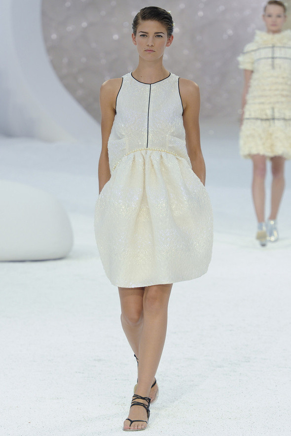 Chanel на Парижской неделе моды. Изображение № 9.