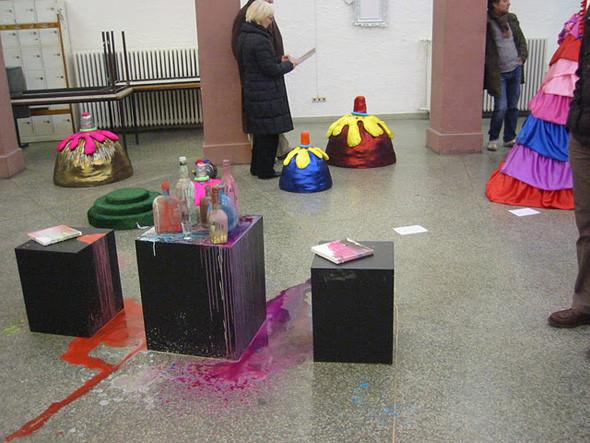 Как учиться в Германии: Мастерские, художники и биеннале глазами студента. Изображение № 13.