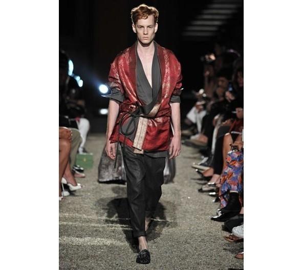 Хайдер Акерманн прекратил работу над мужской одеждой. Изображение № 6.