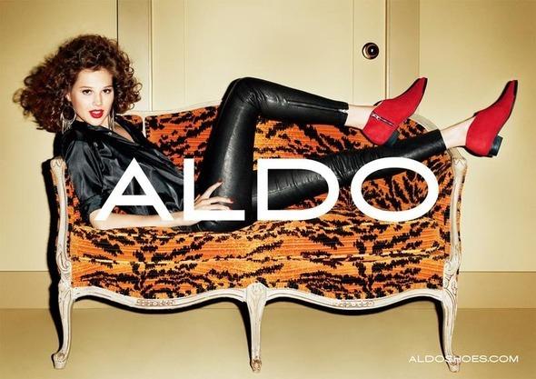 Превью кампаний: Nina Ricci, Aldo, Missoni, Valentino и DVF. Изображение № 7.