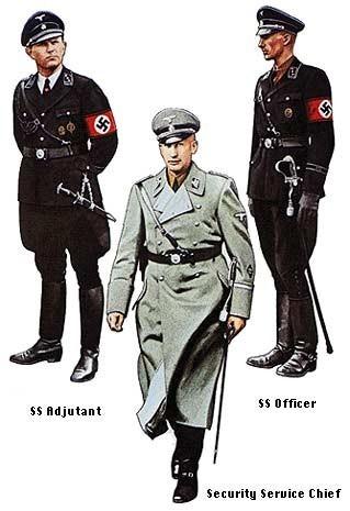 Hugo Boss признал сотрудничество с нацистами. Изображение № 3.