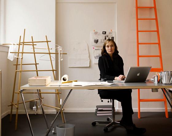 Сесилия Манц (Cecilie Manz) приглашает нас в свою дизайнерскую студию. Изображение № 2.