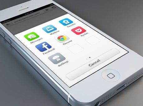Дизайнеры концептов iOS 7 критикуют обновление Apple. Изображение № 7.