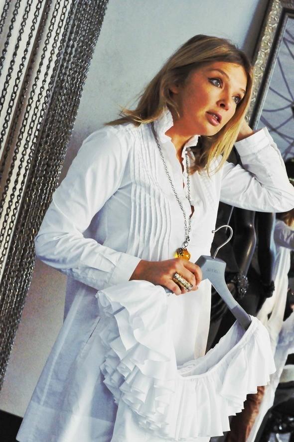 Изображение 3. Total look от стилиста Ольги Навроцкой.. Изображение № 3.