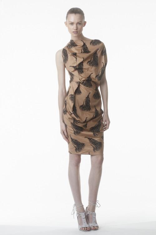 Коллекция Vivienne Westwood Anglomania S/S2012. Изображение № 6.