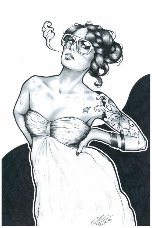 Шикарные девочки Адама (Adam Isaac Jackson). Изображение № 12.