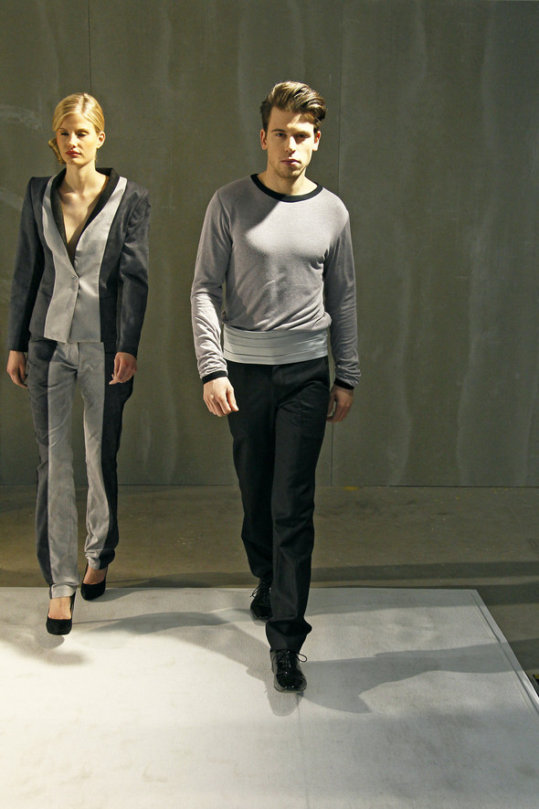Berlin Fashion Week A/W 2012: Sebastian Ellrich. Изображение № 12.