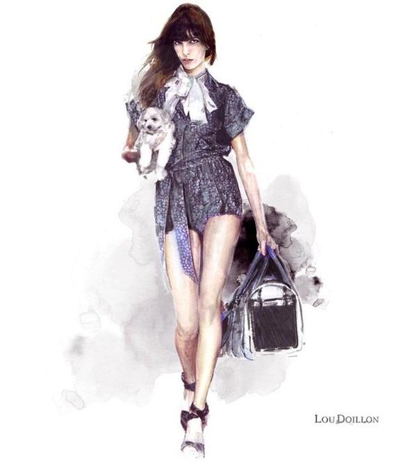 Fashion Illustration. Изображение № 9.