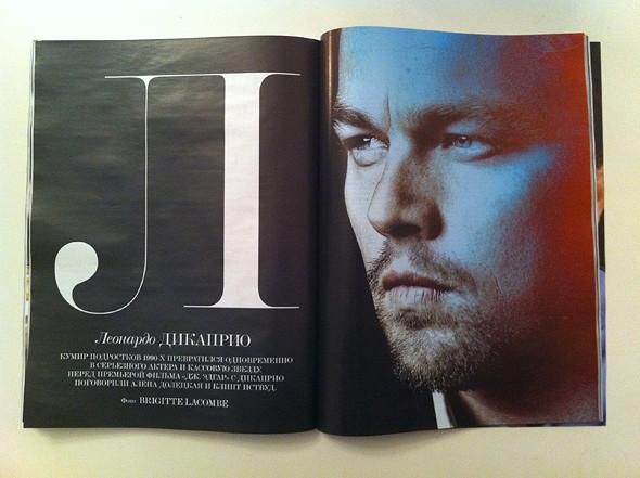 Первый номер российского журнала Interview уже в продаже. Изображение № 8.