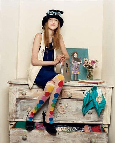 20 лучших молодых блоггеров поверсии Teen Vogue. Изображение № 2.
