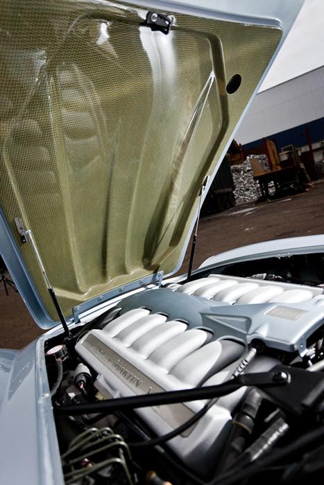 Воскрешение Aston Martin DB4 GT Zagato. Изображение № 7.