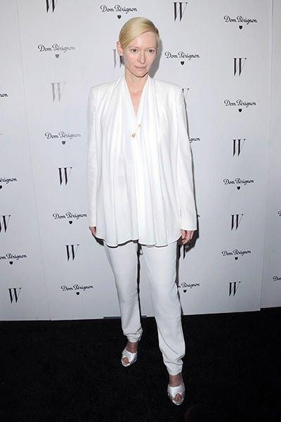 Тильда Суинтон, актриса. Изображение № 12.