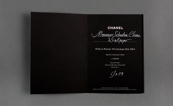 Изображение 28. Womenswear collections S/S 2011: show invitations.. Изображение № 28.